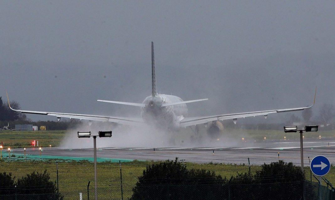 malaga cerrado aeropuerto