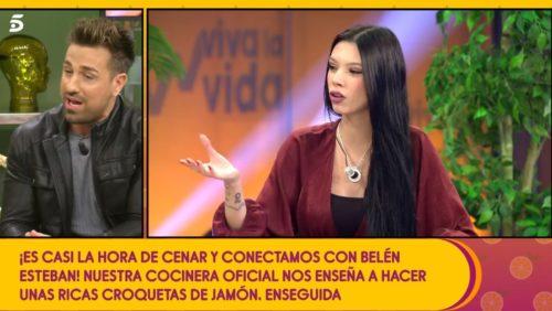 Alejandra Rubio y Rafa mora