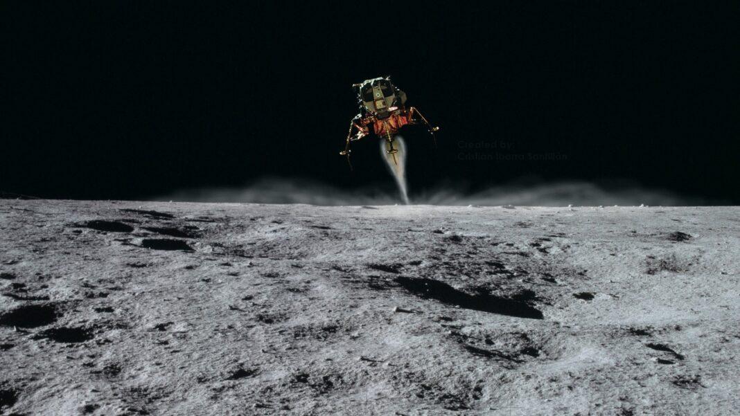 imagenes restauradas de la luna