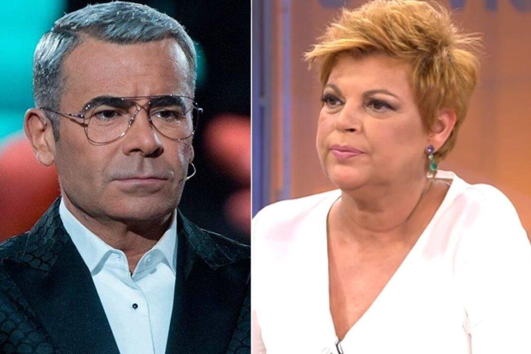 """El duro rapapolvo de Jorge Javier Vázquez dirigido a Terelu Campos. """"Un culebrón perpetuo"""""""