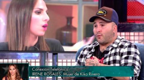 kiko rivera y irene rosales