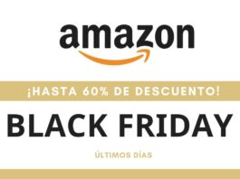 descuentos amazon black friday 2020 ultimos dias