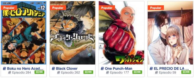 Leomanga manga gratis