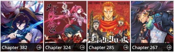 mangafox manga gratis