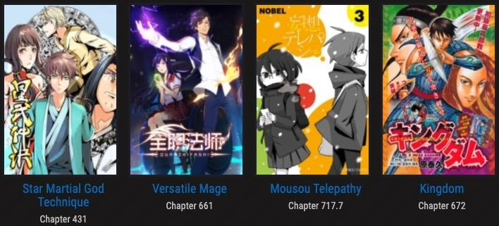 mangastream manga gratis