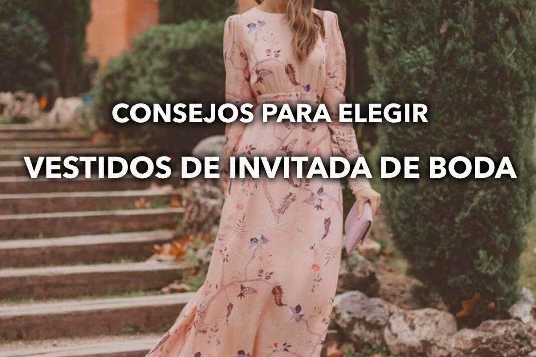 consejos para elegir vestidos de invitada de boda