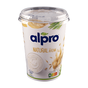 chollo yogurt soja avena de aldi