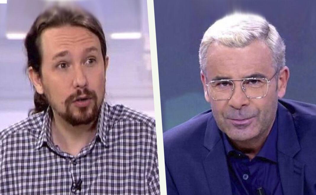 jorge javier vazquez y Pablo Iglesias