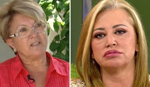 María José Campanario le planta a Belén Esteban