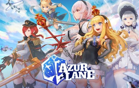Azur Lane juego android anime