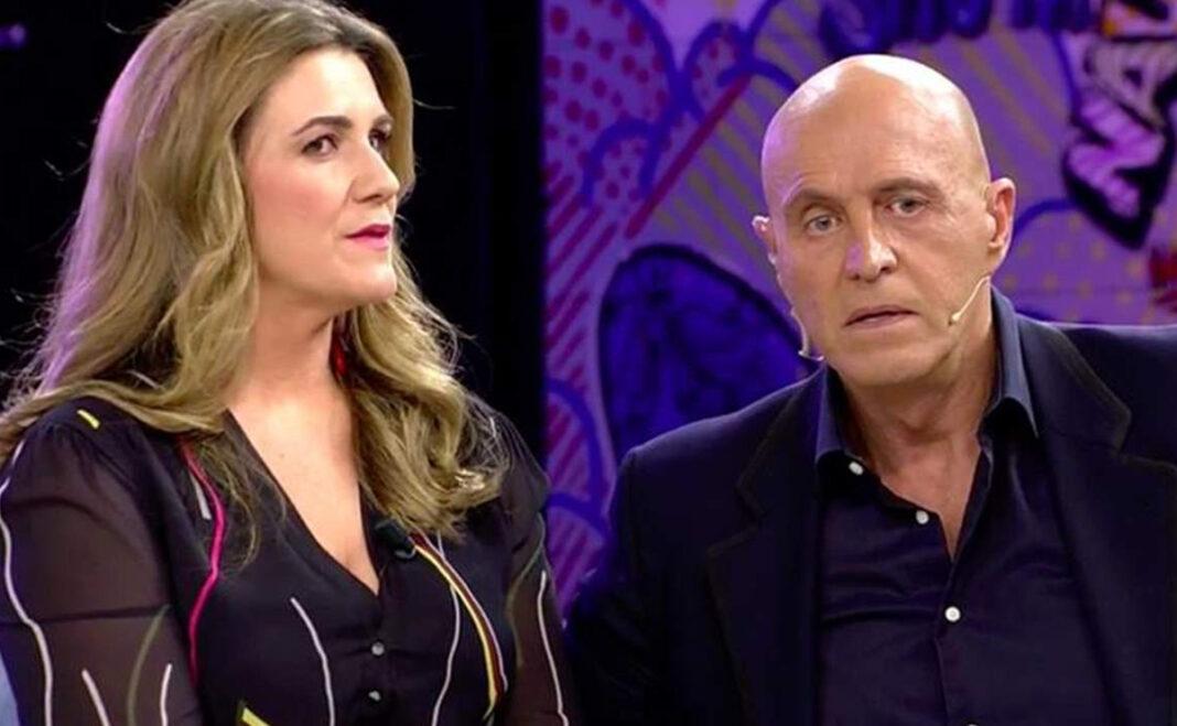 Carlota Corredera y kiko Matamoros se plantan cara a cara para hablar sobre el documental de Rocío Carrasco