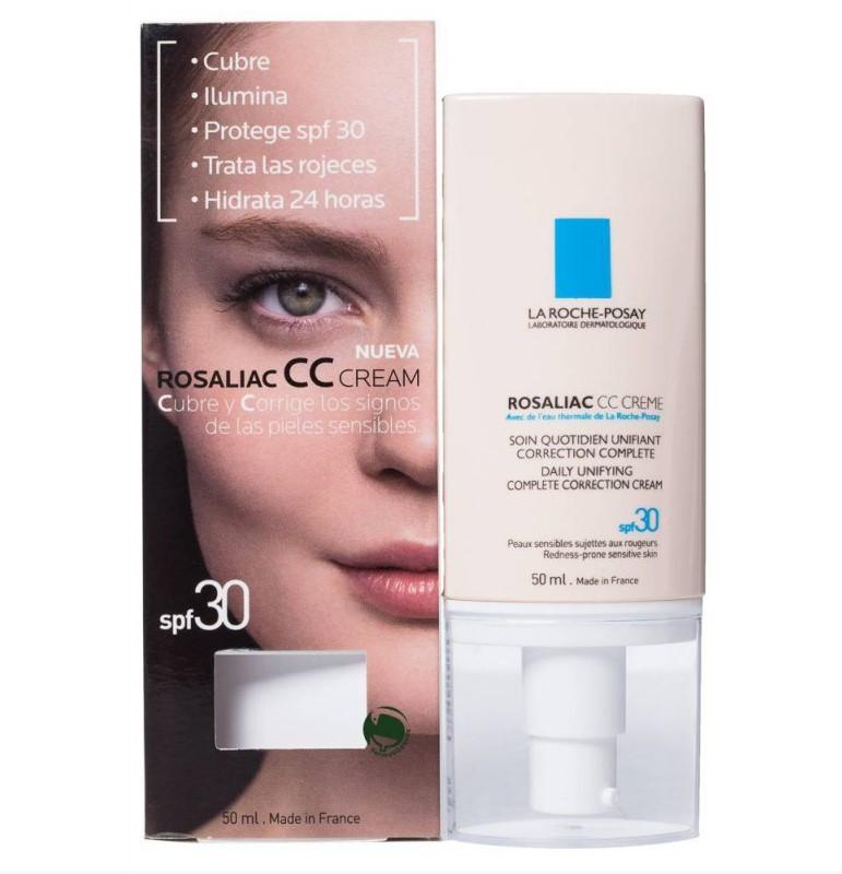 Roche rosaliac cc cream corrección completa