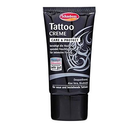 crrema Schaebens tatuajes