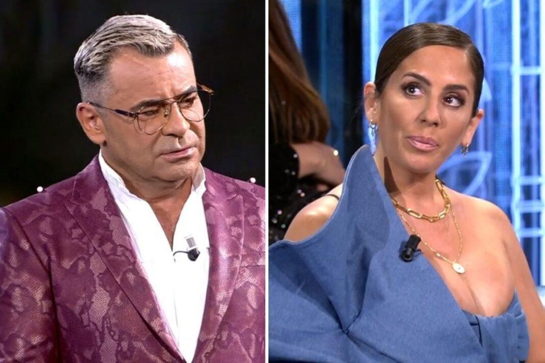 Los sueños eróticos de Anabel Pantoja y el 'corte' recibido por Jorge Javier Vázquez remueven las redes sociales