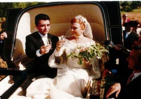 boda rocio jurado y ortega cano