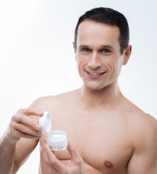como usar crema depilatoria hombre
