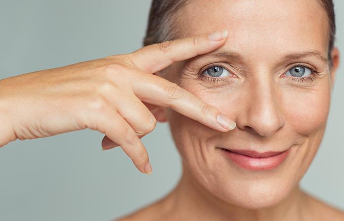 eliminar las arrugas