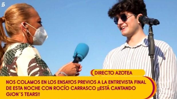 entrevista belén esteban