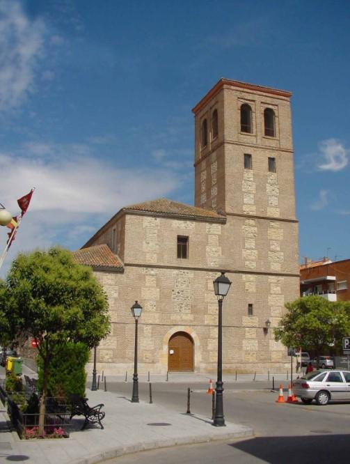 iglesia belen esteban y miguel marcos