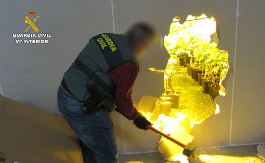 Las autoridades detienen a 28 personas y desmantelan varios puntos de venta de droga en Jaén, Los Villares o Martos