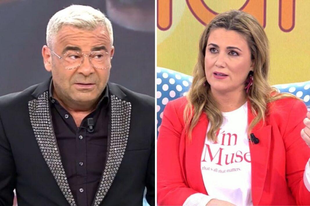 jorge javier Vázquez y carlota corredera