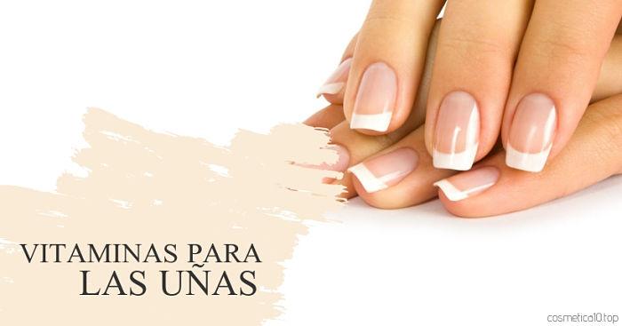 vitaminas para las uñas   uñas de mujer