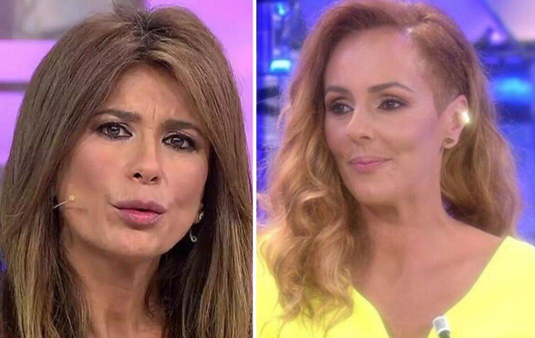 El paso en falso de Gema López y la reacción ante las acusaciones de Rocío Carrasco