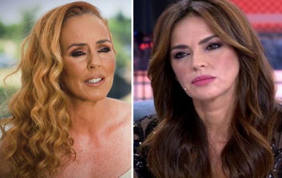Rocío Carrasco y Olga Moreno comparten enemigo dentro de