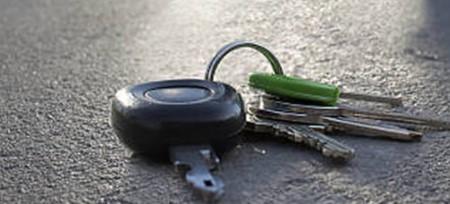 perdida de llaves